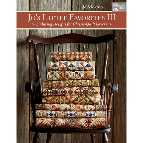 Jo's Little Favorites III by Jo Morton