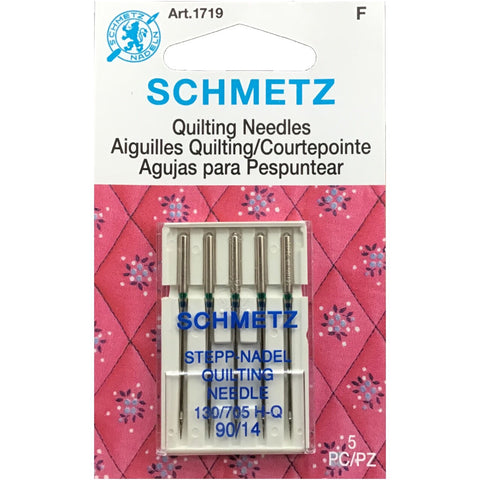 Quilting Sewing Machine Needles - 90/14