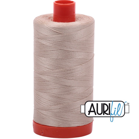 Aurifil Cotton 50wt Thread - 1300 mt - 2312 - Ermine
