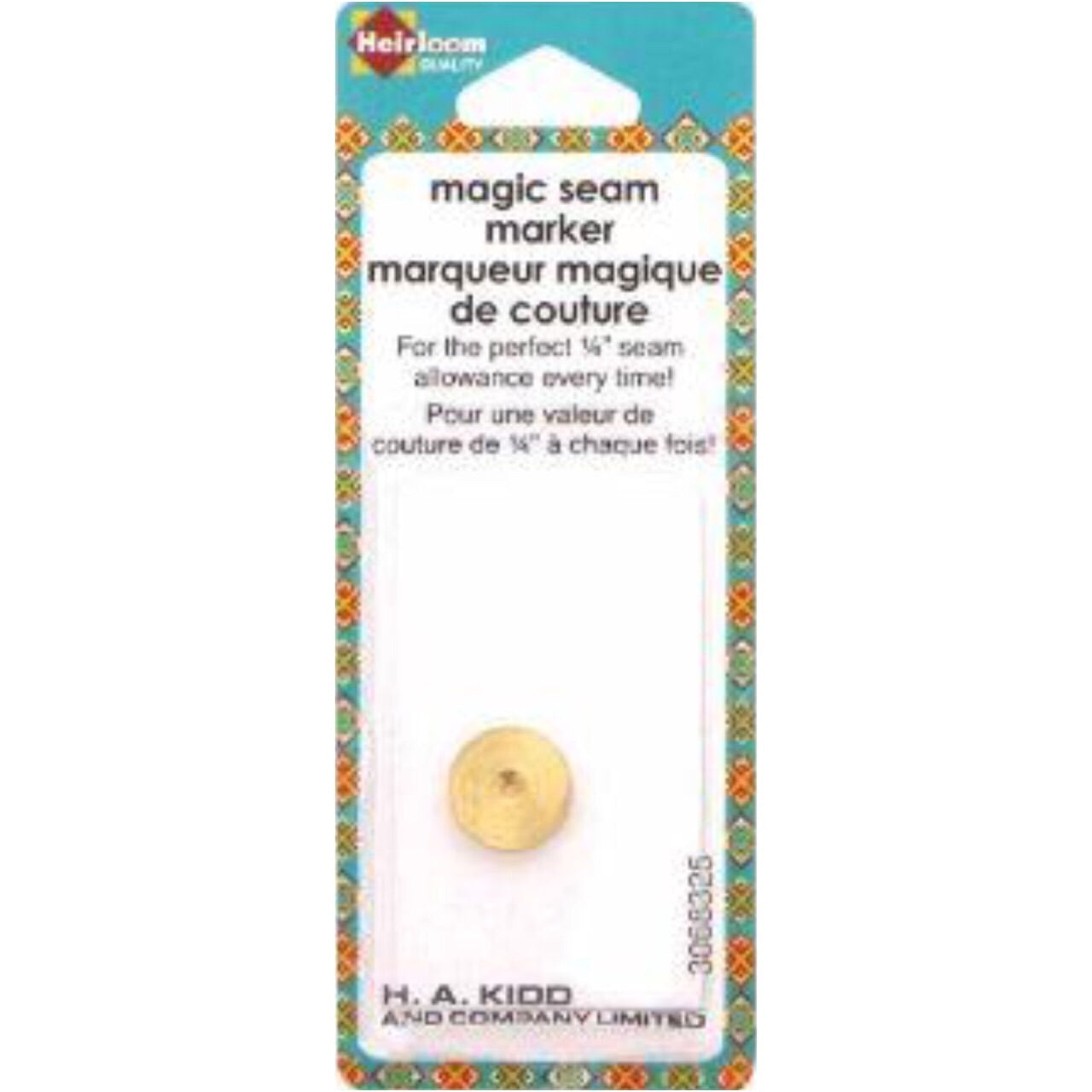 Magic Seam Marker / Guide - 1/4""