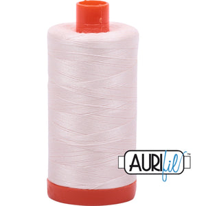 Aurifil Cotton 50wt Thread - 1300 mt - 2405 - Oyster