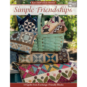 Simple Friendships by Kim Diehl and Jo Morton