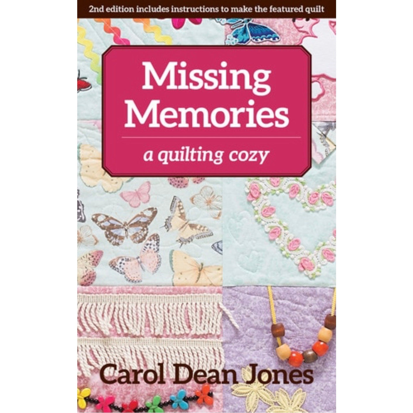 Missing Memories - Book 8 - Carol Dean Jones