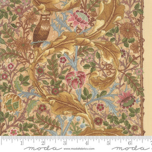 May Morris Studio - Owl - Cream