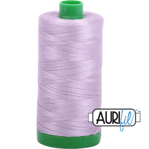 Aurifil Cotton 40wt Thread - 1000 mt - 2462 - Lilac