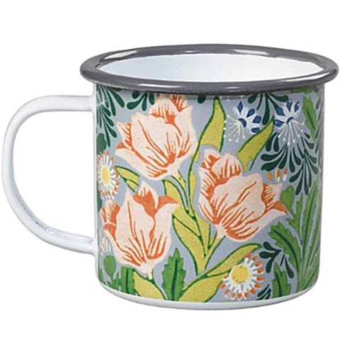 Garden Enamel Mug - Bower by V&A
