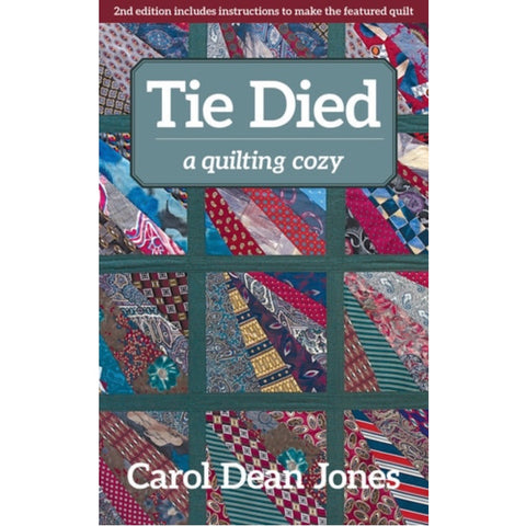 Tie Died - Book 1 - Carol Dean Jones