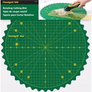 Rotating Cutting Mat - 14""
