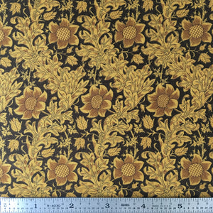 Morris Earthly Paradise - Marigold - Brown