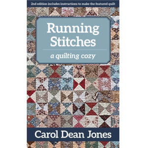 Running Stitches - Book 2 - Carol Dean Jones