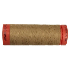 Mettler 100% Polyester Thread - 150mt - 0285 - Bright Tan