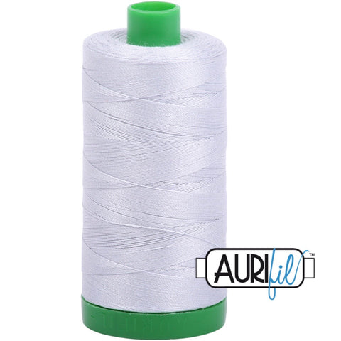 Aurifil Cotton 40wt Thread - 1000 mt - 2600 - Dove