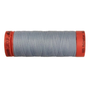 Mettler 100% Polyester Thread - 100mt- 0271 - Light Blue