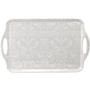 Morris & Co. Serving Tray -  Strawberry Thief - Pure Morris