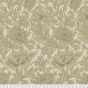 "Chrysanthemum Toile 108"" Backing - Taupe"