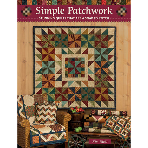 Simple Patchwork by Kim Diehl
