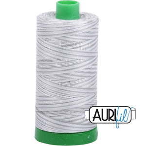 Aurifil Cotton 40wt Thread - 1000 mt - 4060 - Silver Moon