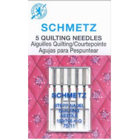 Quilting Sewing Machine Needles - 75/11