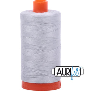 Aurifil Cotton 50wt Thread - 1300 mt - 2600 - Dove