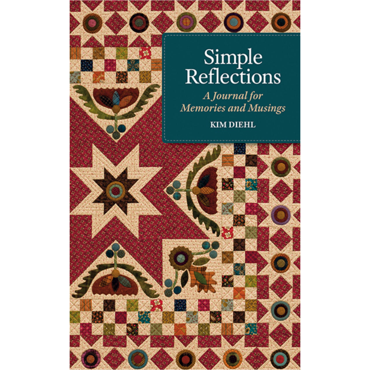 Simple Reflections - Journal by Kim Diehl