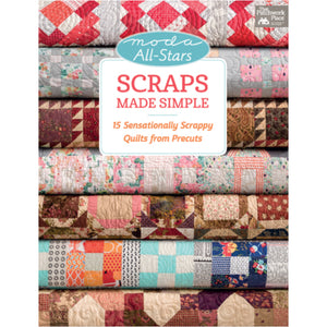 Scrapes Made Simple by Moda