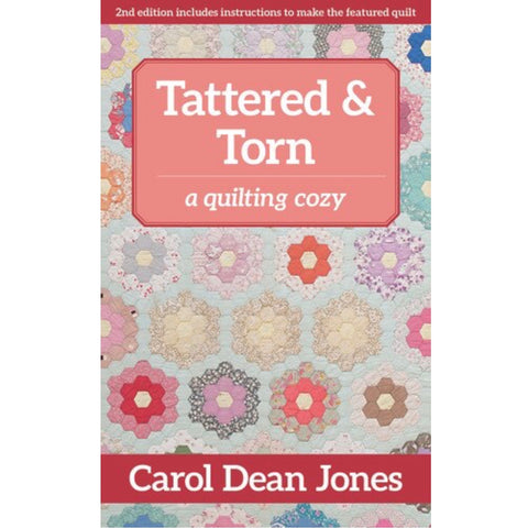 Tattered & Torn - Book 9 - Carol Dean Jones