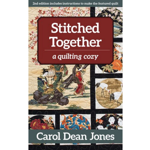 Stitched Together - Book 5 - Carol Dean Jones