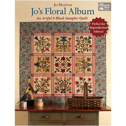 Jo's Floral Album by Jo Morton