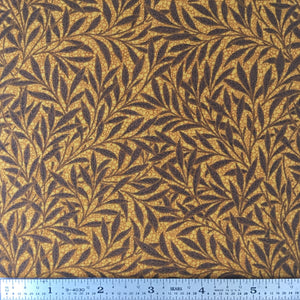 Morris Earthly Paradise - Willow - Golden