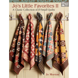 Jo's Little Favorites II by Jo Morton