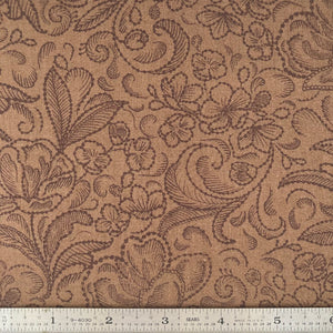 "Calla 108"" Backing - Brown"