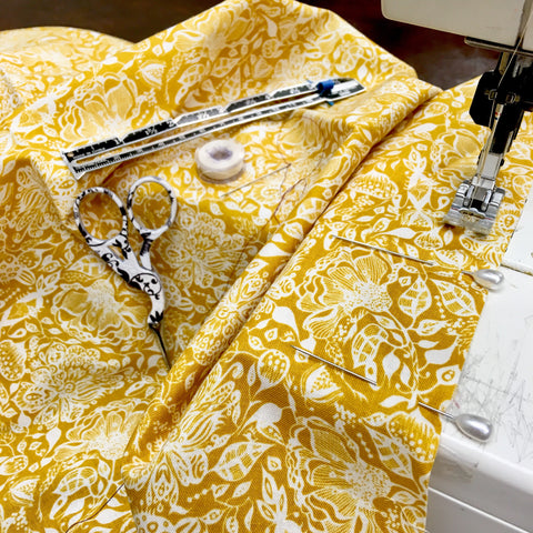 Sew Basic - Beginner Class - Starting up - Saturday February 8th and 15th