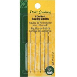 Quilter's Basting Needles