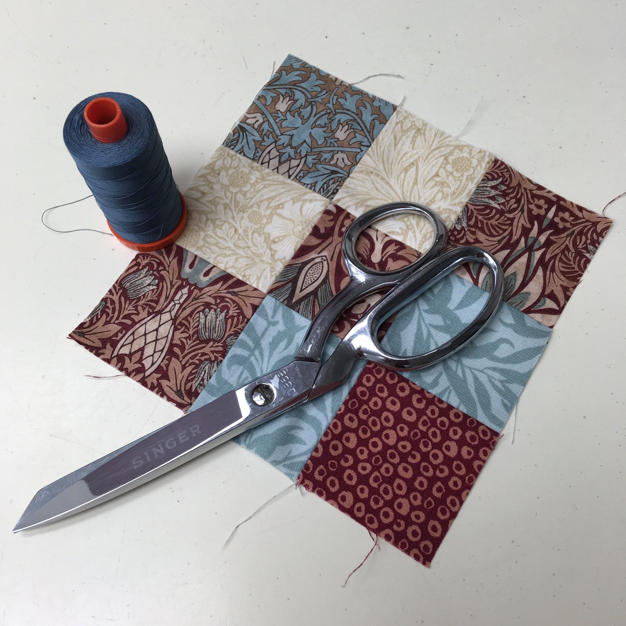 William Morris  - Sit and Stitch - Thursday December 5th