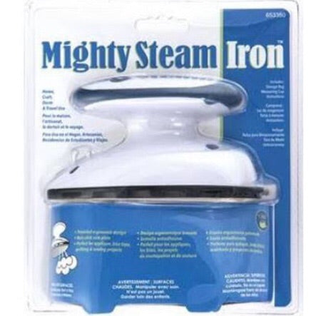 Mighty Steam Iron