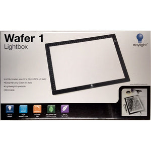 Wafer 1 - Lightbox