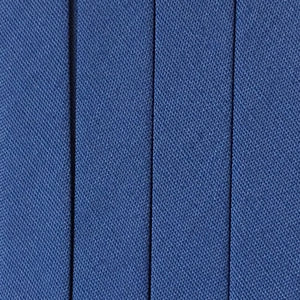 Bias Tape Wide Double Fold - 3 yd pack - Blue