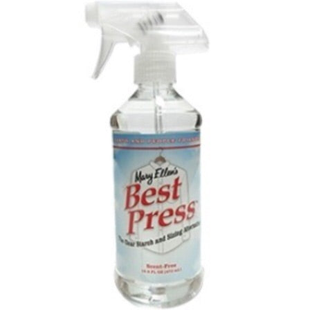 Best Press Starch - Unscented - 499ml