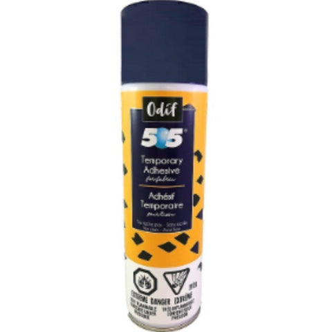 Temporary Fabric Adhesive Spray - 500ml