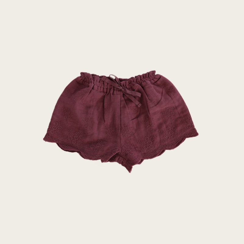 Quinn Short - Grape