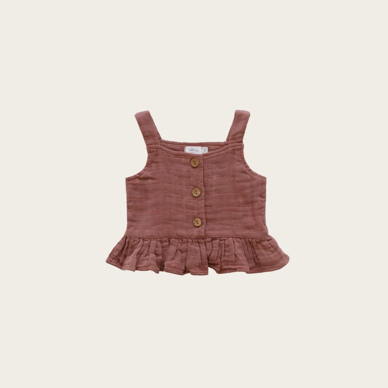 Indie Singlet - Tuscany
