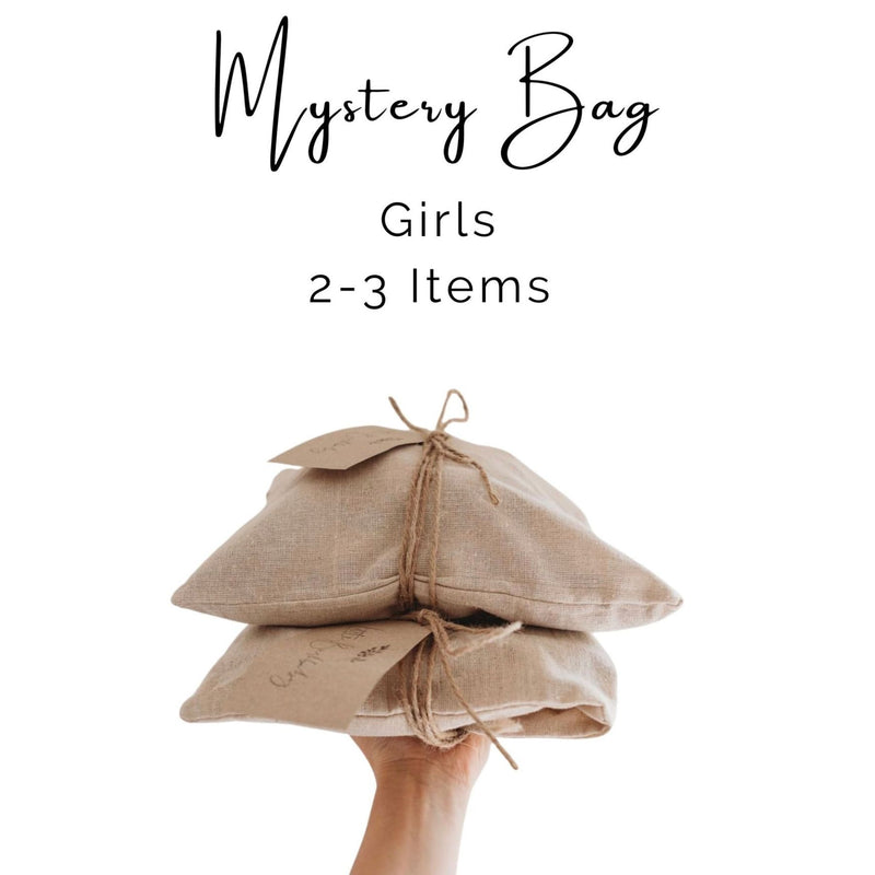 Mystery Bag - Girls (2-3 Items)