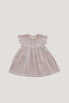 Short Sleeve Dress - Candy Floss