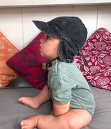 Baby Sun Hat (Various Colours)