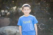 Load image into Gallery viewer, Boys Short  Sleeve Shirt