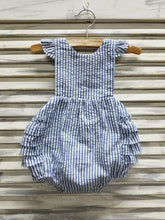 Load image into Gallery viewer, Girls Ruffle Sunsuit