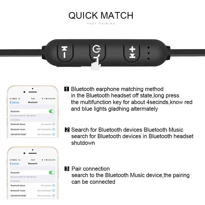 6bf72686e0de899c8eb0cddc060cd76d 1553029282 - NEW! Magnetic Wireless Bluetooth Hands Free Headset