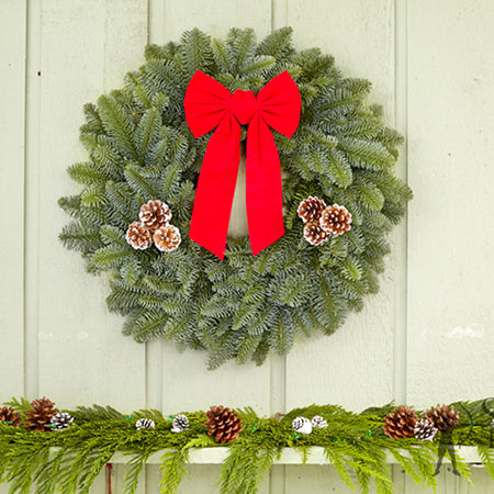 Holiday Wreaths and Garland Team Fundraiser