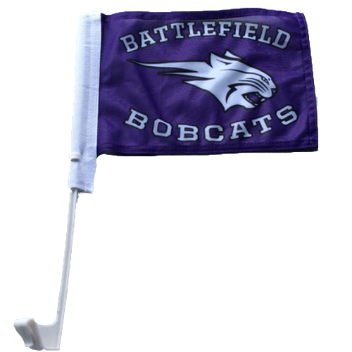 300-BHS Car Flag