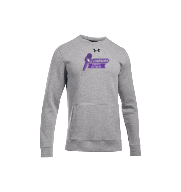 203-BSN Hustle Fleece Crew